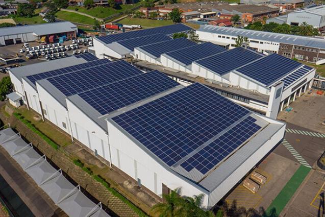 Tìm hiểu hệ thống pin năng lượng mặt trời
