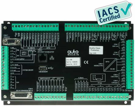 Màn hình điều khiển cảm ứng RP 410E
