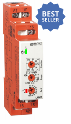Multifunction, Multi-voltage Timer - LMMT