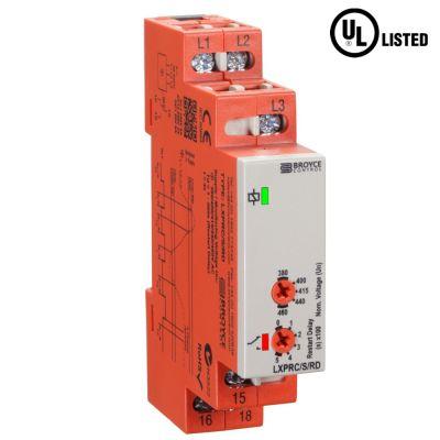 Rơ le bảo vệ điện áp - LXPRC/S/RD