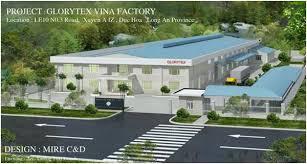 LV Electrical of Glorytex Vina Factory
