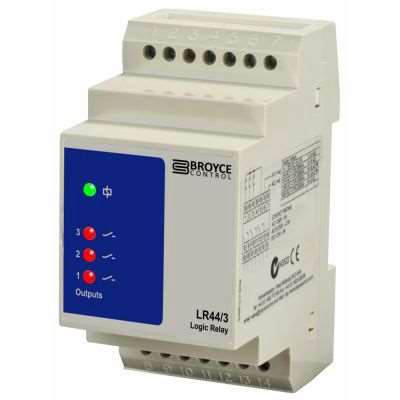 LOGIC RELAY - LR44 : Một sản phẩm của BROYCE CONTROL