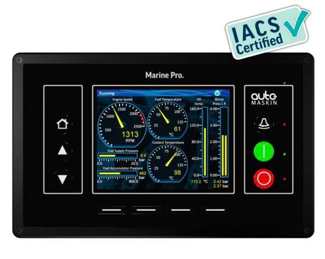 Bộ điều khiển động cơ tàu biển DCU 410E