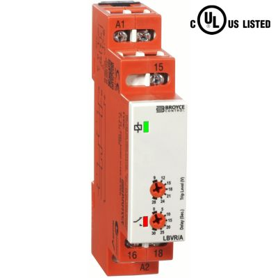 Battery Voltage Relay