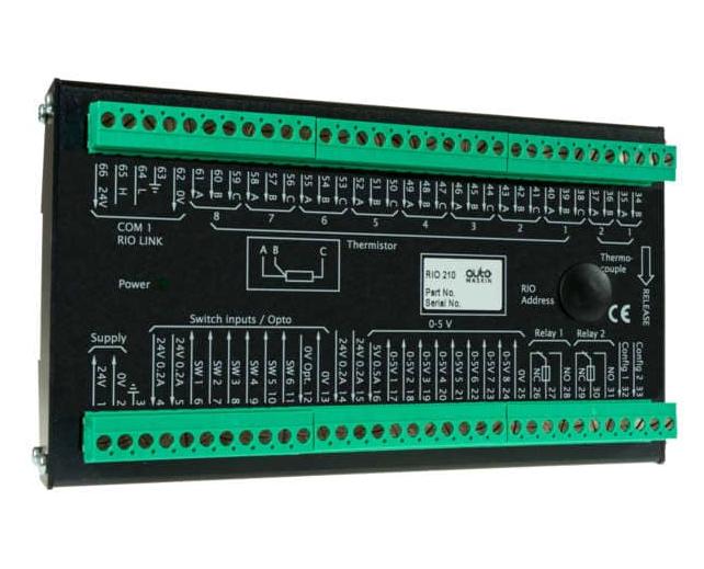 Module điều khiển I/O RIO 210