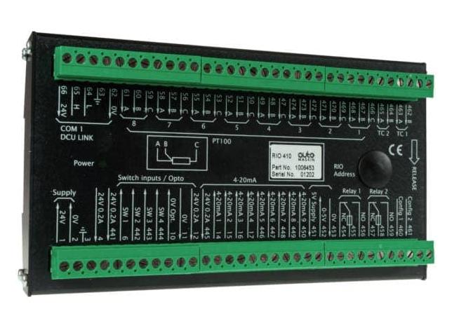 Module điều khiển I/O RIO 410